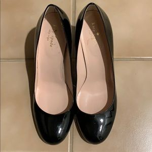 Kate Spade Patent Leather Heel